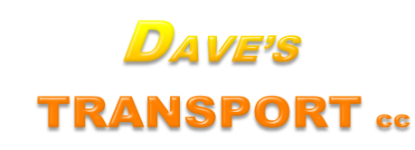DAVE'S     TRANSPORT cc